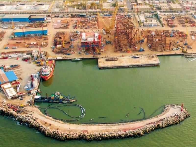 11 Marine Port