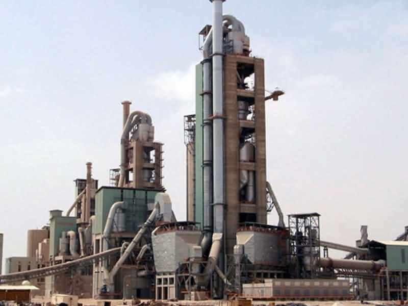15 Qatar Cement Factory