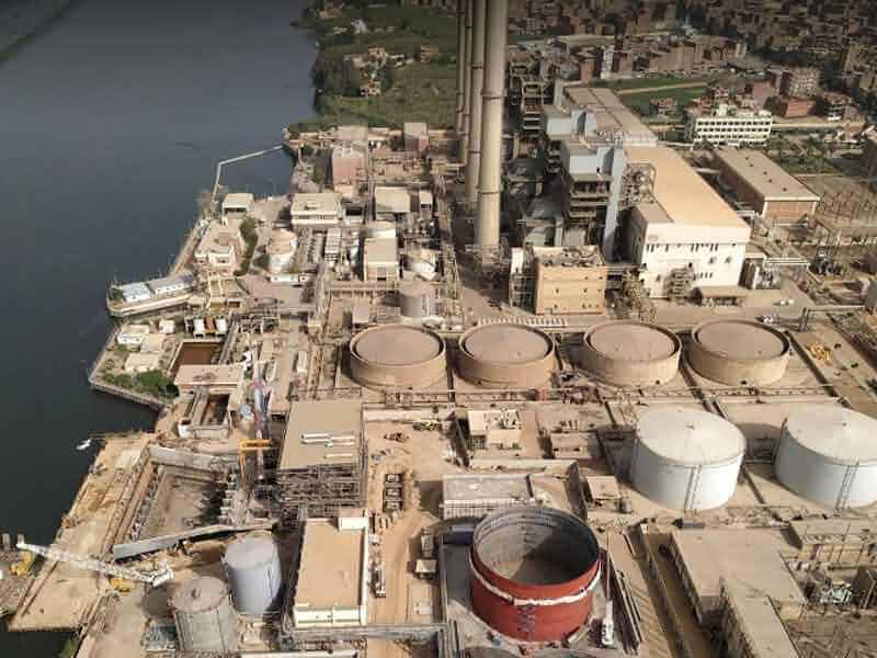 24 West Cairo Power Station-1